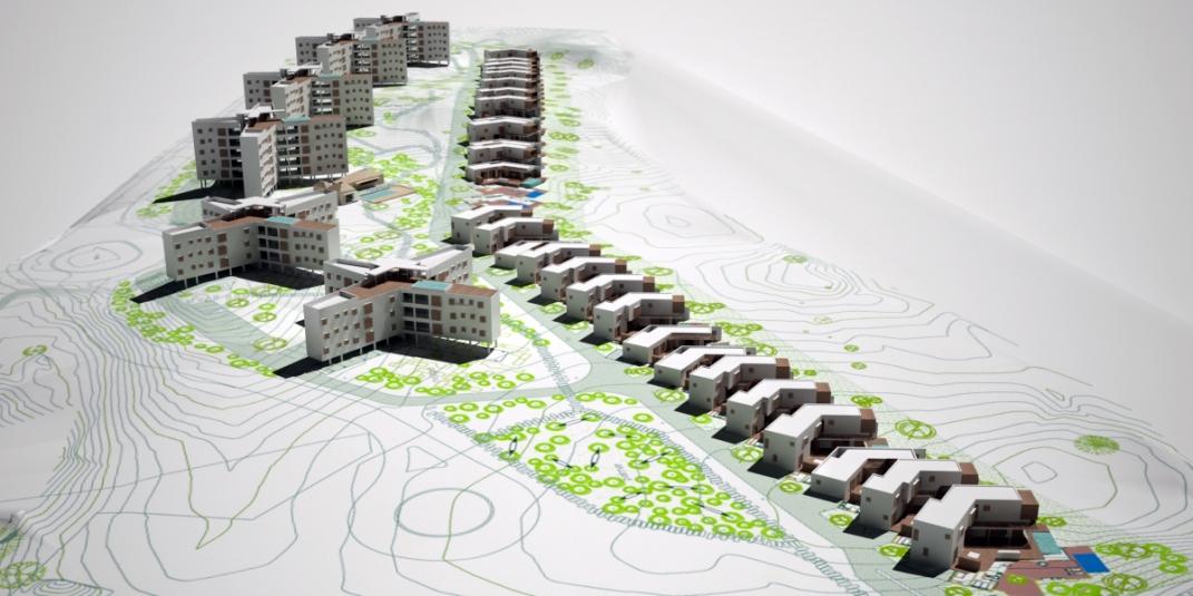 Unifamiliares y apartamentos en México