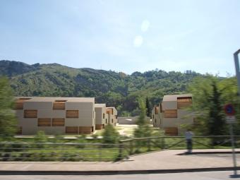 Urbanización y viviendas Morcín