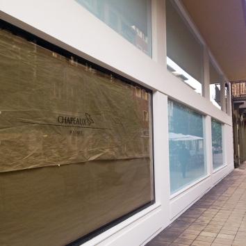 Exterior Chapeaux reformado